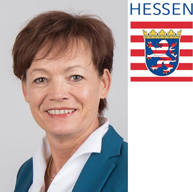 Lucia Puttrich, Hessische Landesministerin für Bundes- und Europaangelegenheiten
